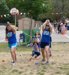 Field Games at Dream Big Summer Day Camp | Hilltop Denver and Greenwood Village
