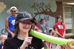 Girl at Dream Big Summer Day Camp | Hilltop Denver and Greenwood Village