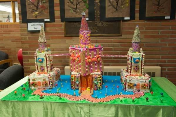 Art Fair Project at Dream Big Summer Day Camp | Hilltop Denver and Greenwood Village